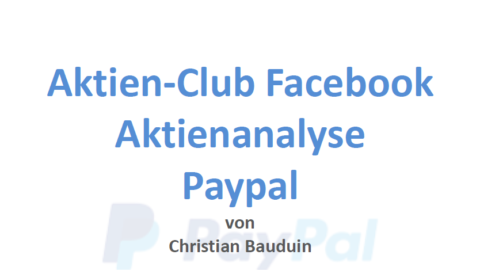 Video Analyse zu Paypal