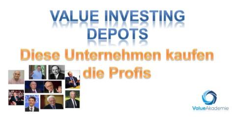 Warren Buffett Portfolio und Co.: Die Käufe der besten Investoren – August Edition