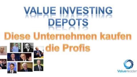 Warren Buffett Portfolio und Co.: Die Käufe der besten Investoren – FebruarEdition