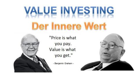 Innerer Wert – Was ist der faire Wert einer Aktie?