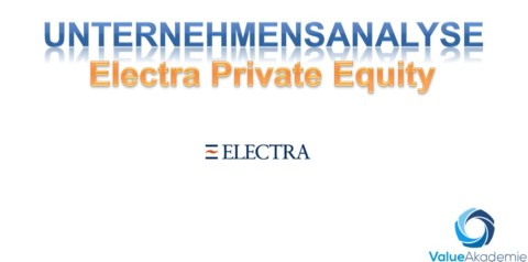Fundamentalanalyse Electra Private Equity