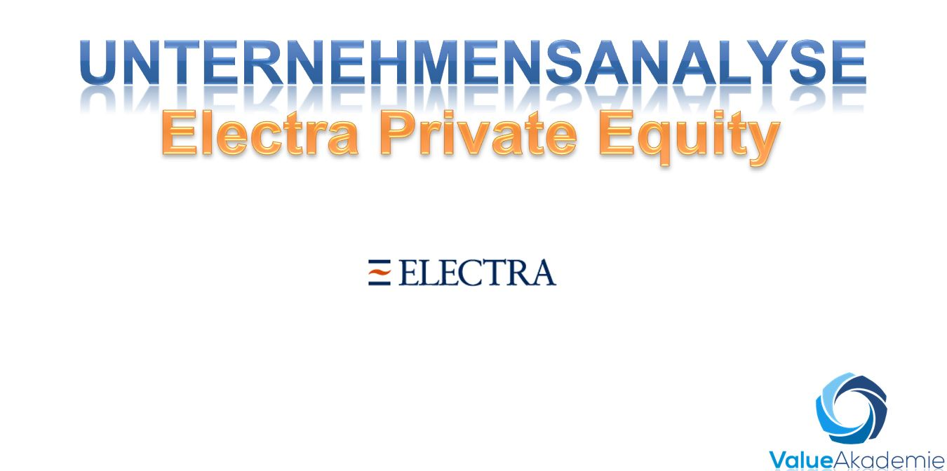 Aktienanalyse Electra Private Equity