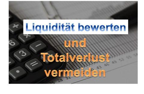Liquidität bei Aktien – So schützt Du Dich vor dem Totalverlust!
