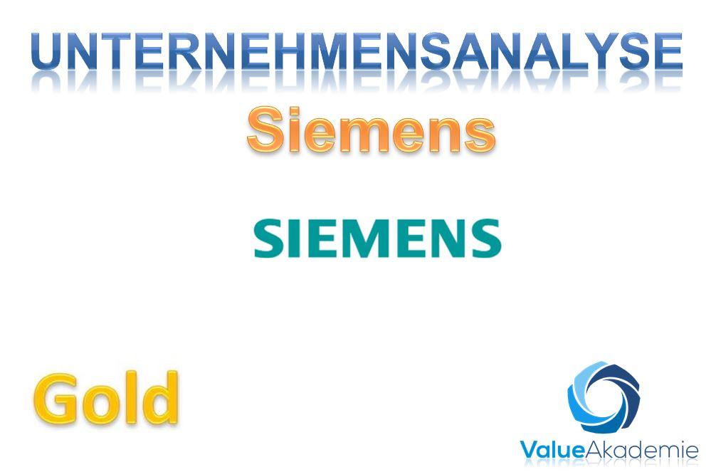 Analyse Siemens
