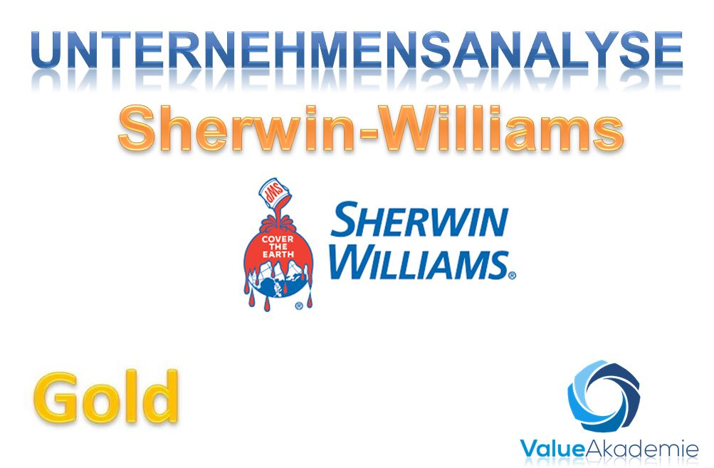 Sherwin-Williams Analyse
