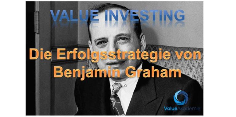 Benjamin Grahams Value Investing ist die Erfolgsstrategie, die Warren Buffett auf den Weg des Erfolgs gebracht hat. Die Fundamentale Aktienanalyse und Bilanzkennzahlen haben Ben Grahams Erfolg geebnet.