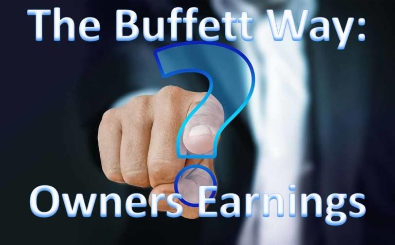Mit den Owners Earnings Unternehmensbewertung wie Warren Buffett durchführen. Gewinne sind häufig nicht belastbar, da sie die Realität nicht wiederspiegeln und durch das Management verfälscht sein können.